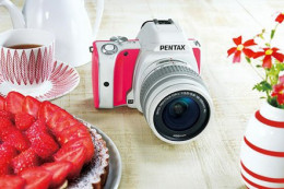 Pentax K-S1 Sweets Collection