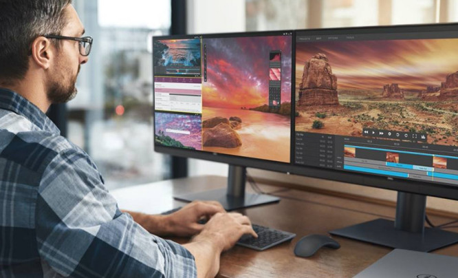 Dell UP3221Q UltraSharp HDR - 31-calowe monstrum 4K do edycji foto i wideo