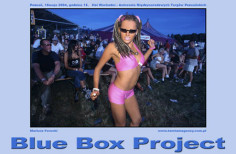 "Mariusz Forecki ""Blue Box Project"""