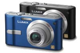 Panasonic Lumix DMC-FX10 i Lumix DMC-FX12 - inteligenci