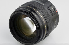 Canon EF 85mm f/1.8 USM - test