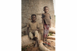 "fot. Ben Bond Obiri Asamoah, z cyklu ""Portraits of the North"""