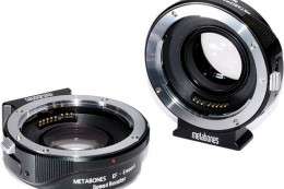 Metabones Speed Booster - adapter do bezlusterkowców