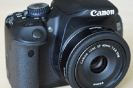 Canon EOS 650D - hands on