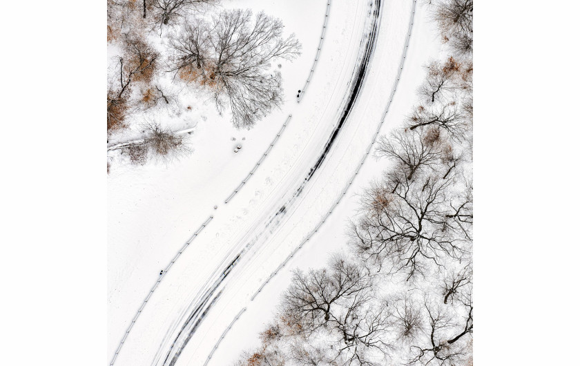 fot. Filip Wolak Snow On The Road