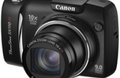 Canon PowerShot SX110 IS - prosty superzoom