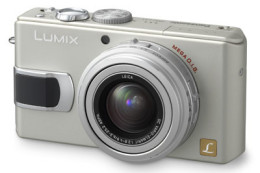 Panasonic DMC-LX1 - szerokie 8 Mp