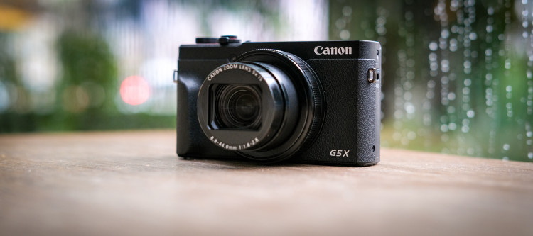 Canon PowerShot G5 X Mark II - pierwsze wrażenia