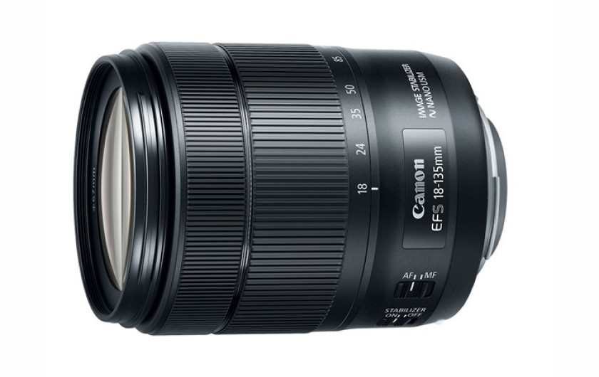 Canon EF-S 18-135mm f/3,5-5,6 IS USM