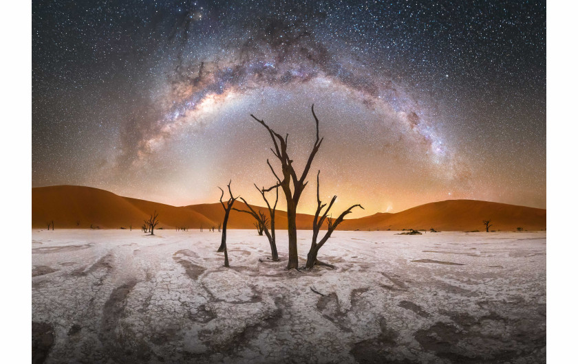 fot. Stefan Liebermann, Dead Valley / Insight Investment Astronomy Photographer of the Year 2019