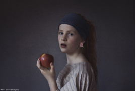 "© Tiree Dawson, I miejsce w kategorii ""Pink Lady® Apple a Day"""