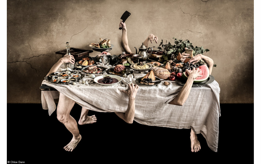 © Chloe Dann, I miejsce w kategorii Student Food Photographer of the Year