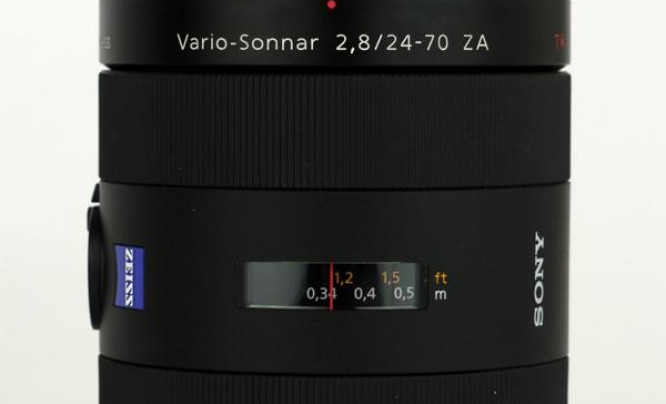 Sony 24-70mm f/2.8 ZA Carl Zeiss Vario Sonnar T* - test