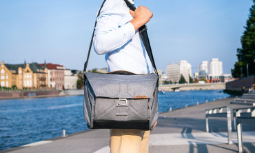 Peak Design Everyday Messenger - test torby fotograficznej