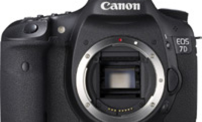 Canon EOS 7DSV (Studio Version)