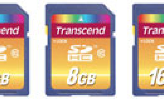 Transcend SDHC Ultimate Class 10