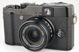 Fujifilm FinePix X10 - test