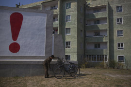 "3. miejsce w kategorii ""Long Term Projects"", fot. David Guttenfelder, z cyklu ""North Korea Life in the Cult of Kim"""