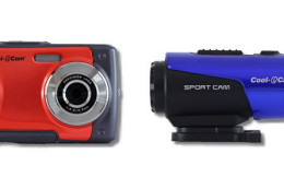 Ion Cool-iCam - action cam dla dzieci