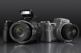 Sony Cyber-shot DSC-H9 i DSC-H7 - 8 Mp i 15x zoom