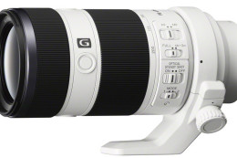 Sony FE 70 - 200 mm f/4 G OSS