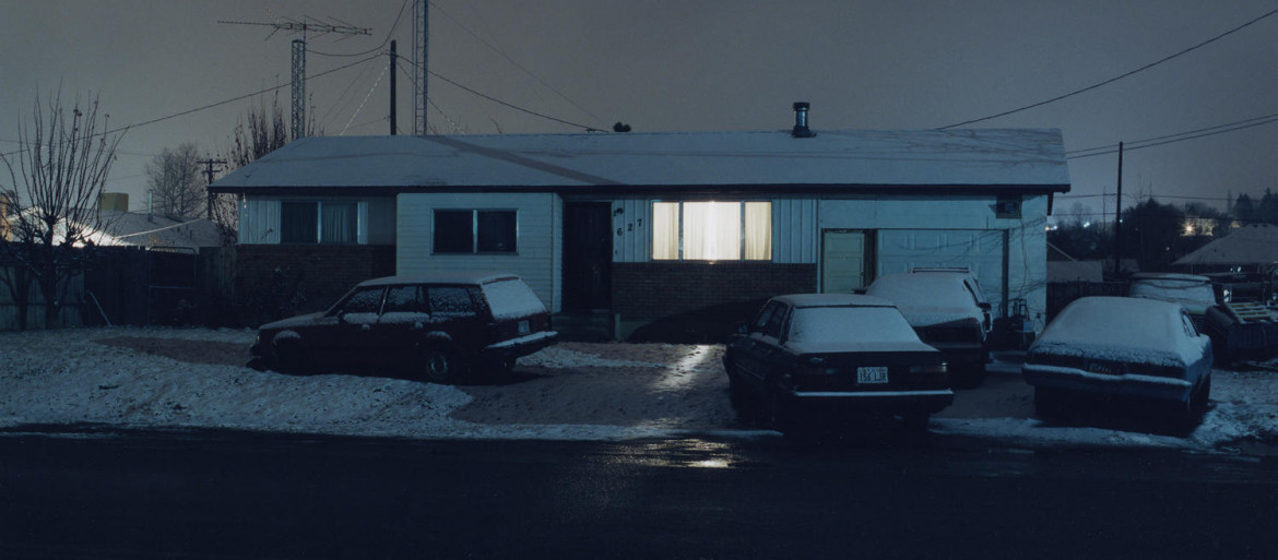 "ZAPOWIEDŹ: Todd Hido ""Intimate Distance: Twenty-Five Years of Photographs"""