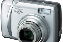 Nikon Coolpix L1 - 6 Mp, 5x zoom