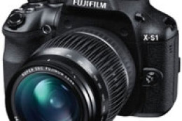 Fujifilm FinePix X-S1 - superzoom na serio
