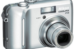 Nikon Coolpix P1 i P2 - transfer WiFi