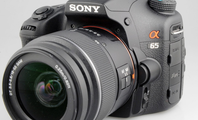 Sony SLT-A65 - test