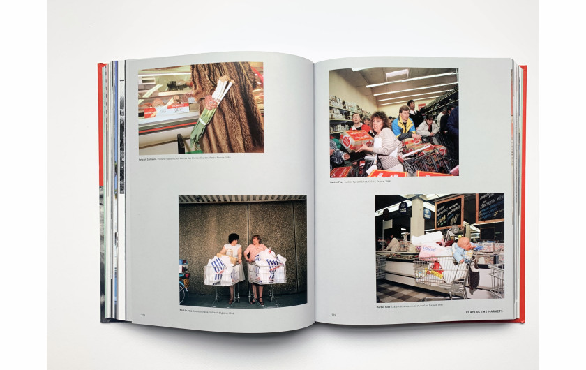 Magnum Streetwise: The Ultimate Collection of Street Photography / Thames & Hudson Ltd, 2019