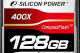 Silicon Power CF 128GB