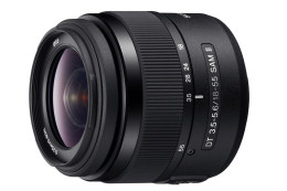 Sony DT 18-55 mm f3,5-5,6 SAM II