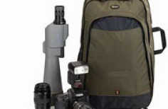 Lowepro Scope Photo Travel 350 AW - na lunetę i lustrzankę
