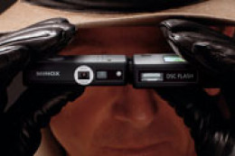 Minox DSC - Digital Spy Camera