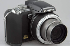 Olympus SP-550 UZ - test