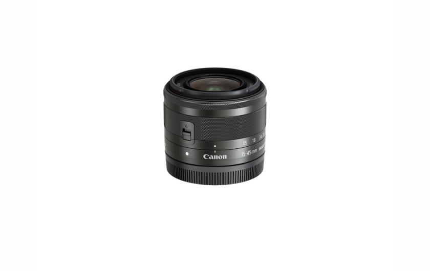 Canon EF-M 15-45 mm f/3.5-6.3 IS STM