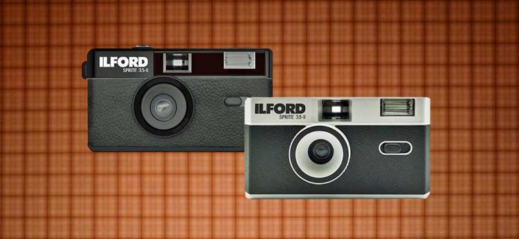 Ilford Sprite 35-II - tani i prosty aparat analogowy | Fotopolis.pl