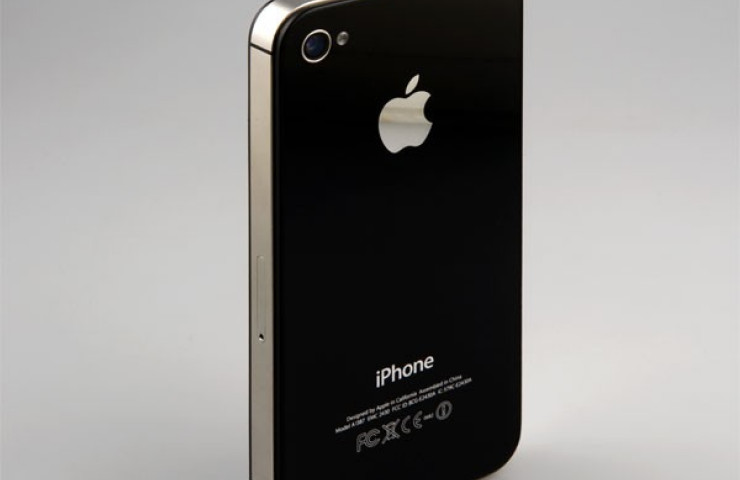 iPhone 4S - test
