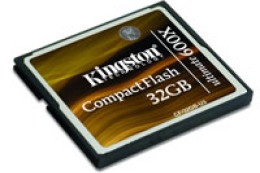 Kingston Compact Flash Ultimate 600x 16 i 32 GB