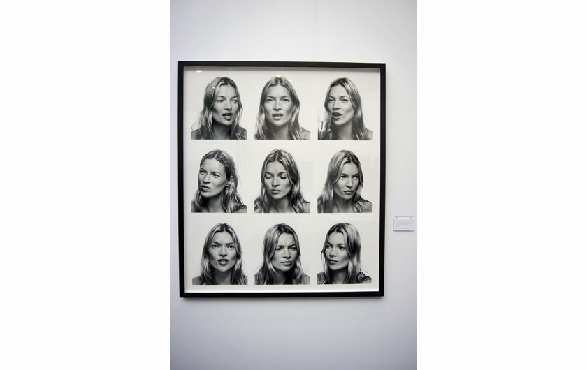 "Corinne Day ""Kate Moss"", Danziger Gallery"