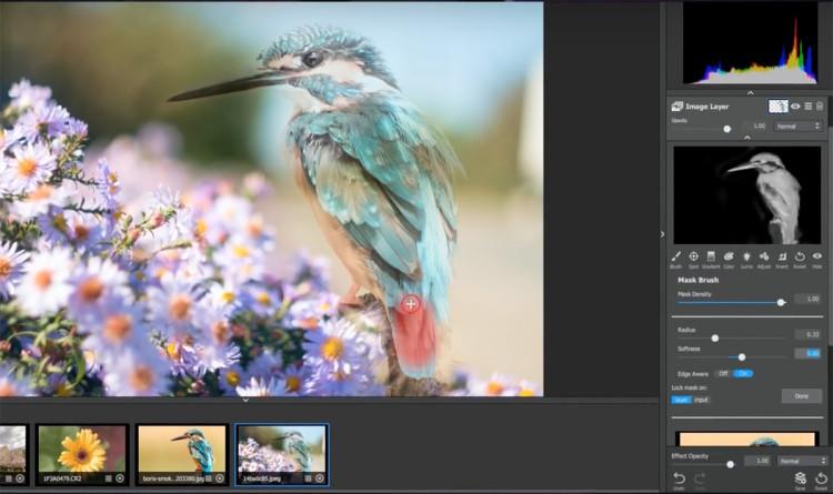 Topaz Labs Studio - nowy ciekawy i darmowy edytor zdjęć RAW