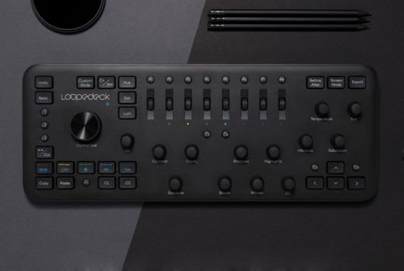 Loupedeck+ kompatybilny z Final Cut Pro X oraz Adobe Audition