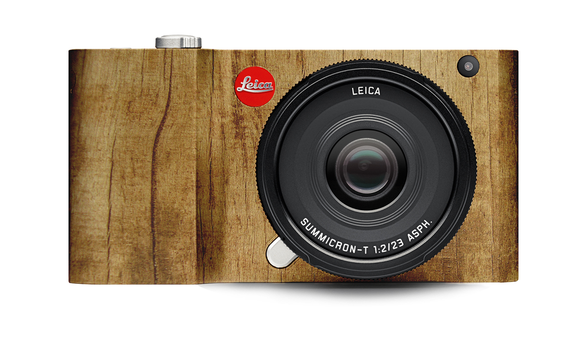 Leica T (Typ 701) African Blackwood Edition