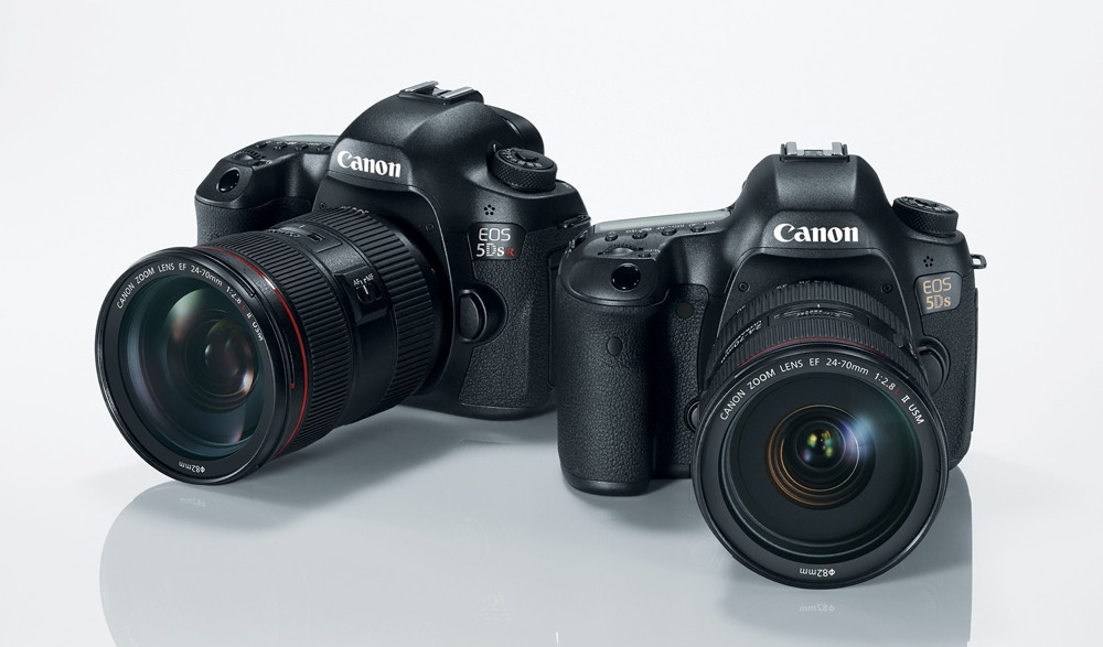 Canon EOS 5Ds 5Ds R